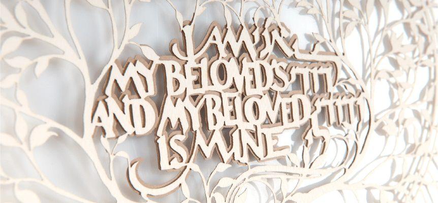 i am my beloveds and my beloved is mine