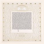 Jerusalem Gate wedding ketubah