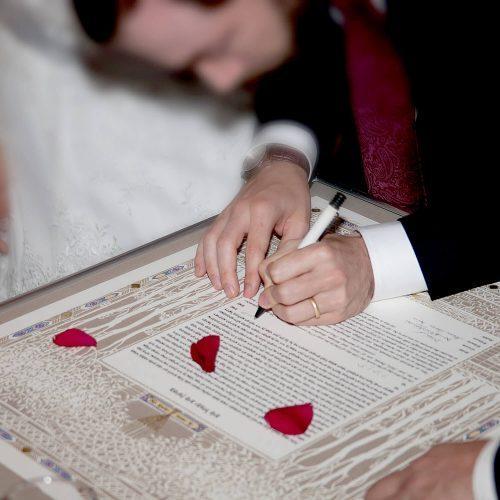 orthodox wedding ketubah