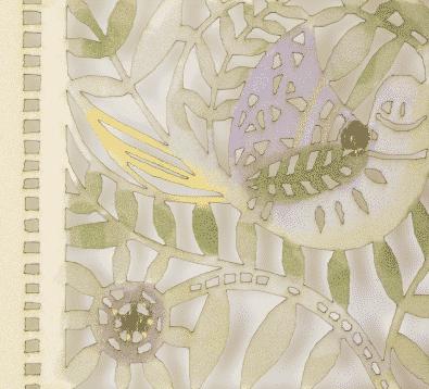 Songbird Ketubah