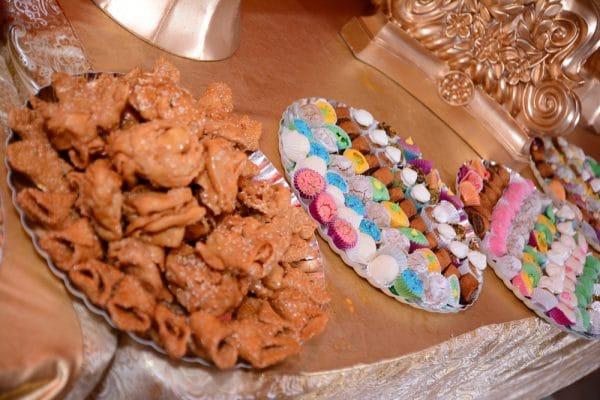 Iraqi Henna sweets