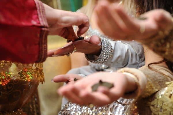 Jewish Henna Ceremony