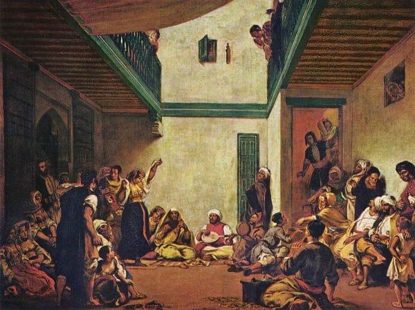 moroccan jewish wedding