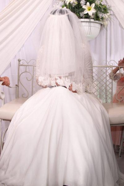 jewish veil ceremony